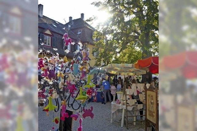 Gartenmesse in Bollschweil