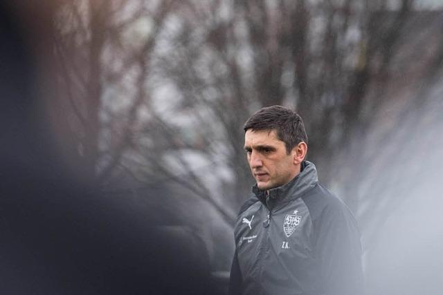 Der nächste VfB-Trainer wird ein Päckle zu tragen haben