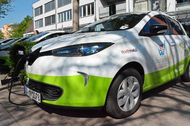 Car-Sharing in Weil am Rhein ist keine Erfolgsgeschichte
