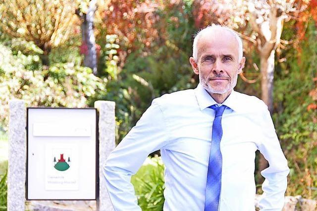 Mario Thomas Singer über seine ersten 100 Tage als Bürgermeister von Malsburg-Marzell