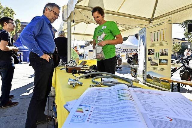 Experten und Bürger haben ein Klimaschutzkonzept für Freiburg erarbeitet