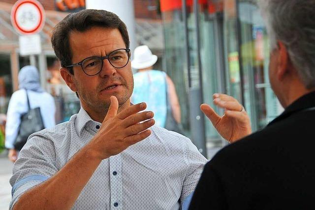 Kandidat Marco Steffens: