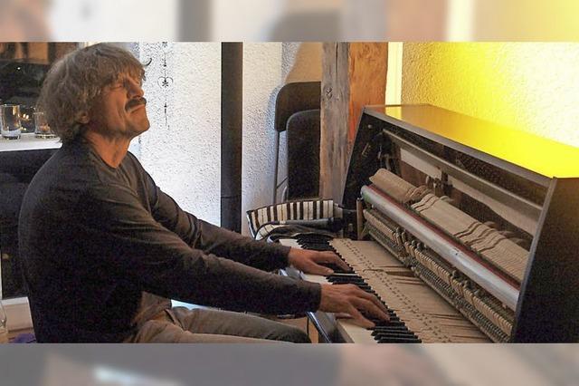 Ein Mann, ein Klavier – mehr braucht es manchmal nicht