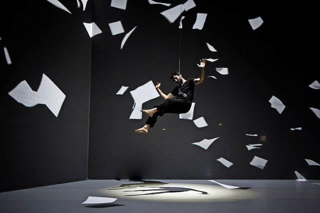 """""""Le Mouvement de l'air"""" - Deutschland-Premiere des Tanzstücks in Freiburg"""