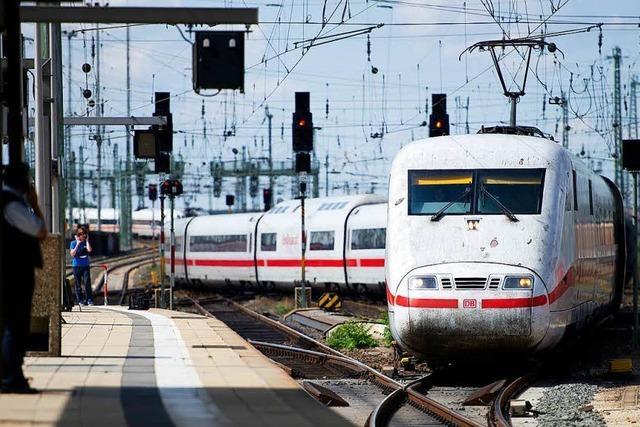 Alle Züge fahren bald im Stundentakt