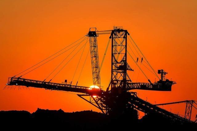 RWE drosselt Kohleabbau