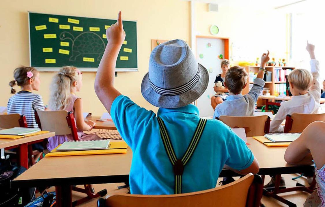 Fingerzeige gewünscht: Wie diskutieren...lern der angemessene Ansprechpartner?   | Foto: dpa