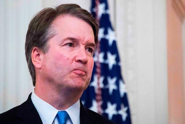 Der Fall Kavanaugh sendet ein fatales Signal an Frauen