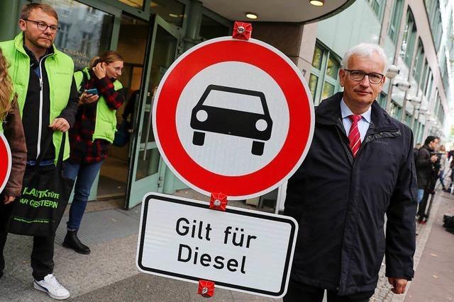 Diesel-Fahrer haben ein Recht auf Reparatur