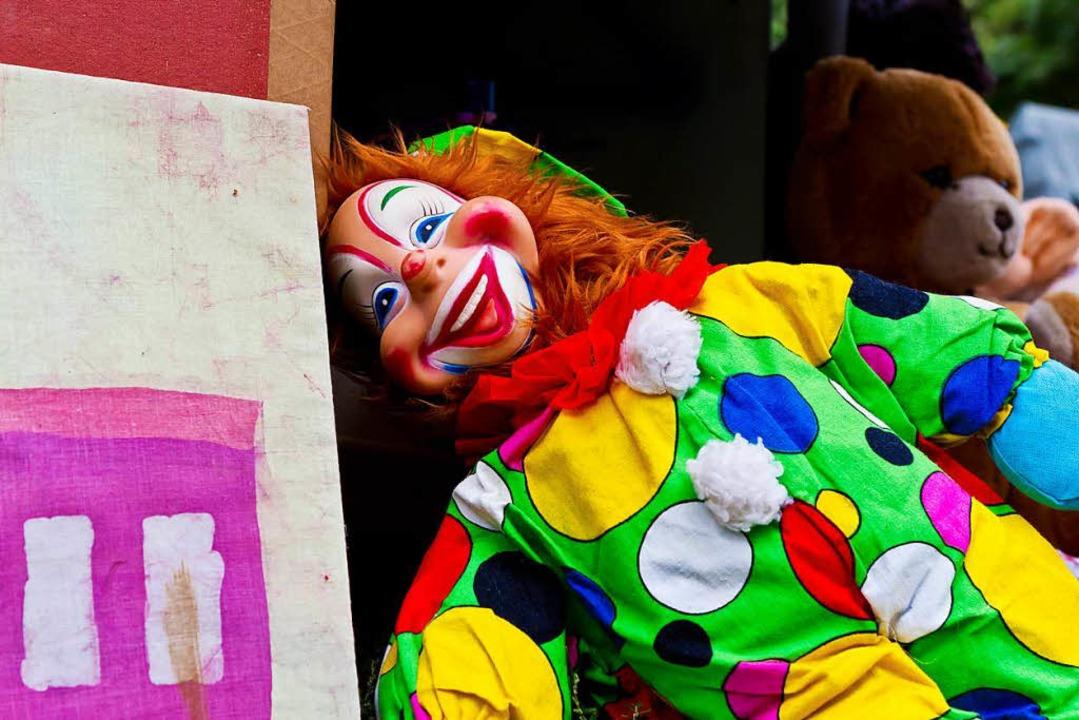 Ein Fall für den Puppenarzt?  | Foto: Carlotta Huber