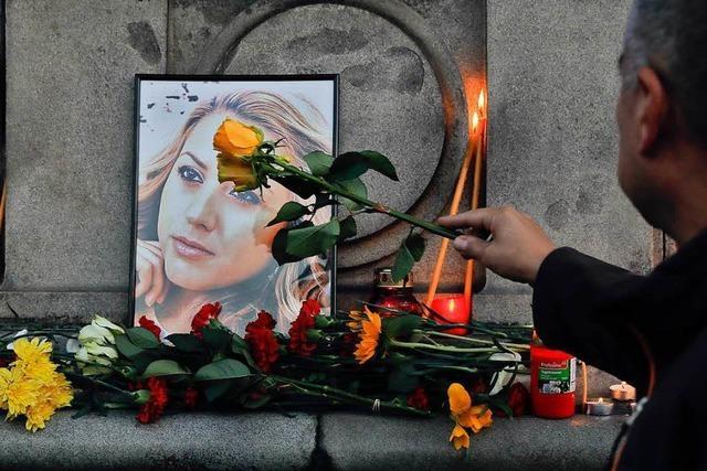 Festnahme in Deutschland nach Mord an bulgarischer Journalistin