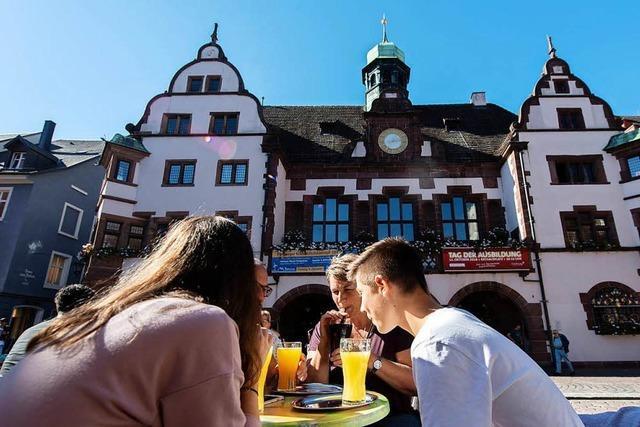 Freiburg ist nicht mehr die jüngste Stadt im Südwesten