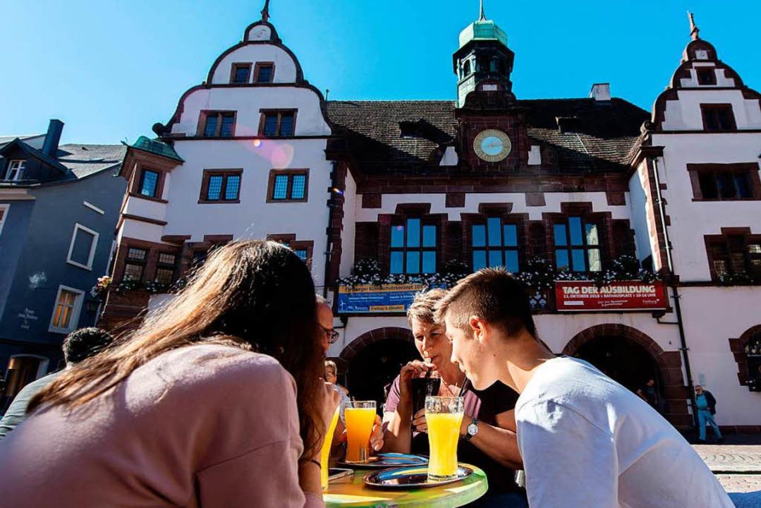 Wie attraktiv ist Freiburg für Familien?  | Foto: dpa