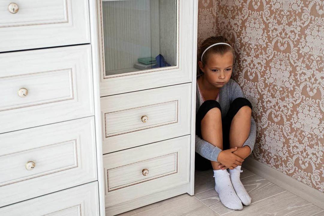 Wirkt sich eine schlimme Kindheit nich...seelisch aus, sondern auch körperlich?  | Foto: Photographer: Slava Rutkovski