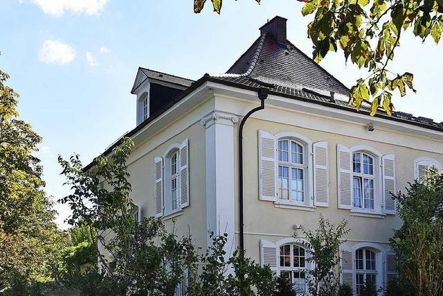 Die wechselhafte Geschichte eines Hauses in der Wiehre