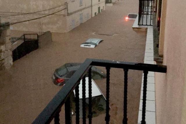 Tote und schwere Schäden bei Unwetter auf Mallorca