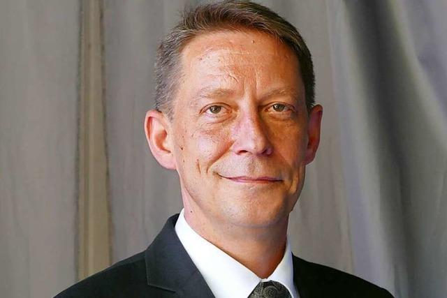 Ralf Özkara will Oberbürgermeister werden