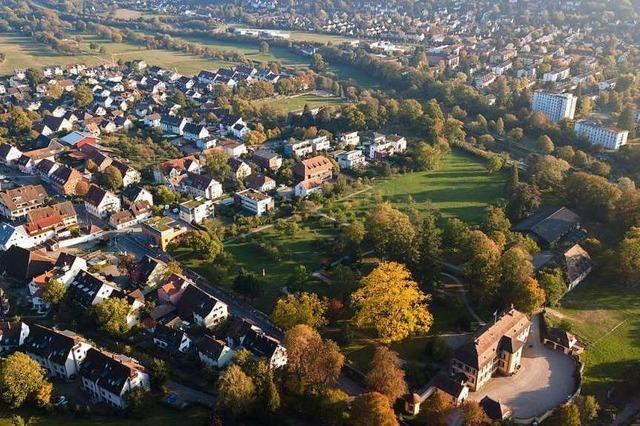 Anlieger wollen gegen Ferienwohnungen im Schlosspark Ebnet vorgehen