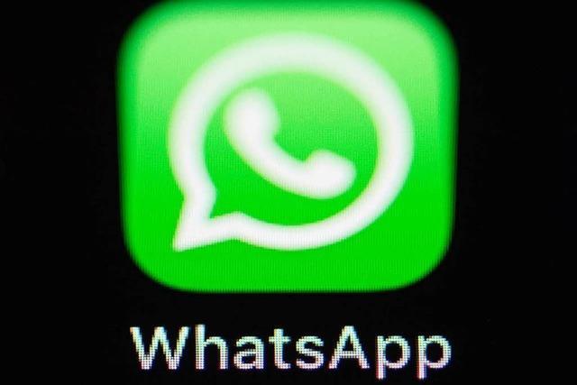 Sicherheitslücke bei Whatsapp: Version prüfen und updaten