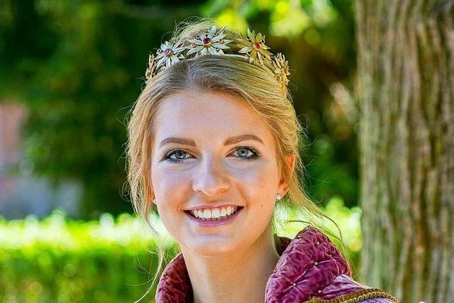 Sonja I. ist neue Lahrer Chrysanthemenkönigin