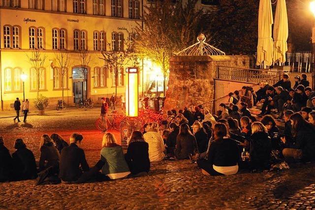 Verwaltungsgericht verhandelt über nächtlichen Lärm auf dem Augustinerplatz