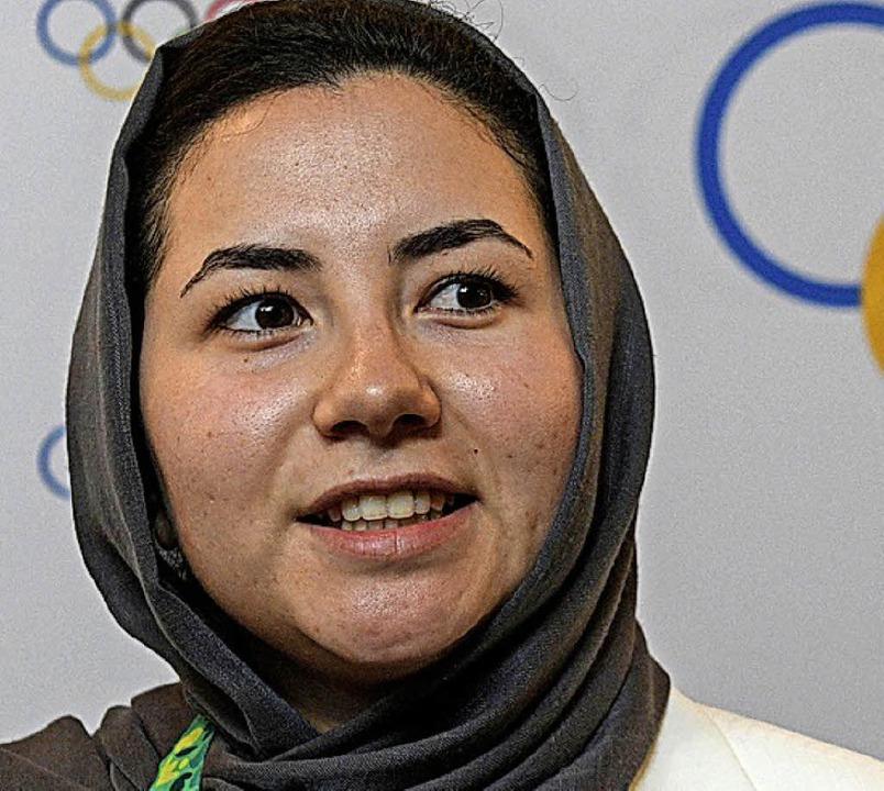 Samira Asghari     Foto: AFP
