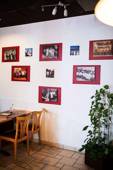Auch ein Café gibt es in der Bäckerei ...igsberger Straße 7 in Weil am Rhein.    | Foto: Joss Andres