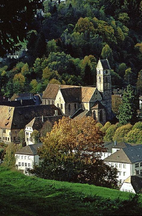 Kloster Alpirsbach  | Foto: SSG