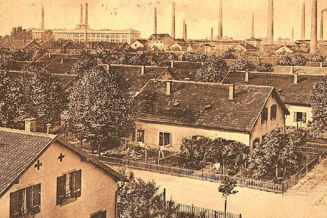 In der Vergangenheit fester Bestandtei...r großer Firmen – Werkswohnungen  | Foto: dpa