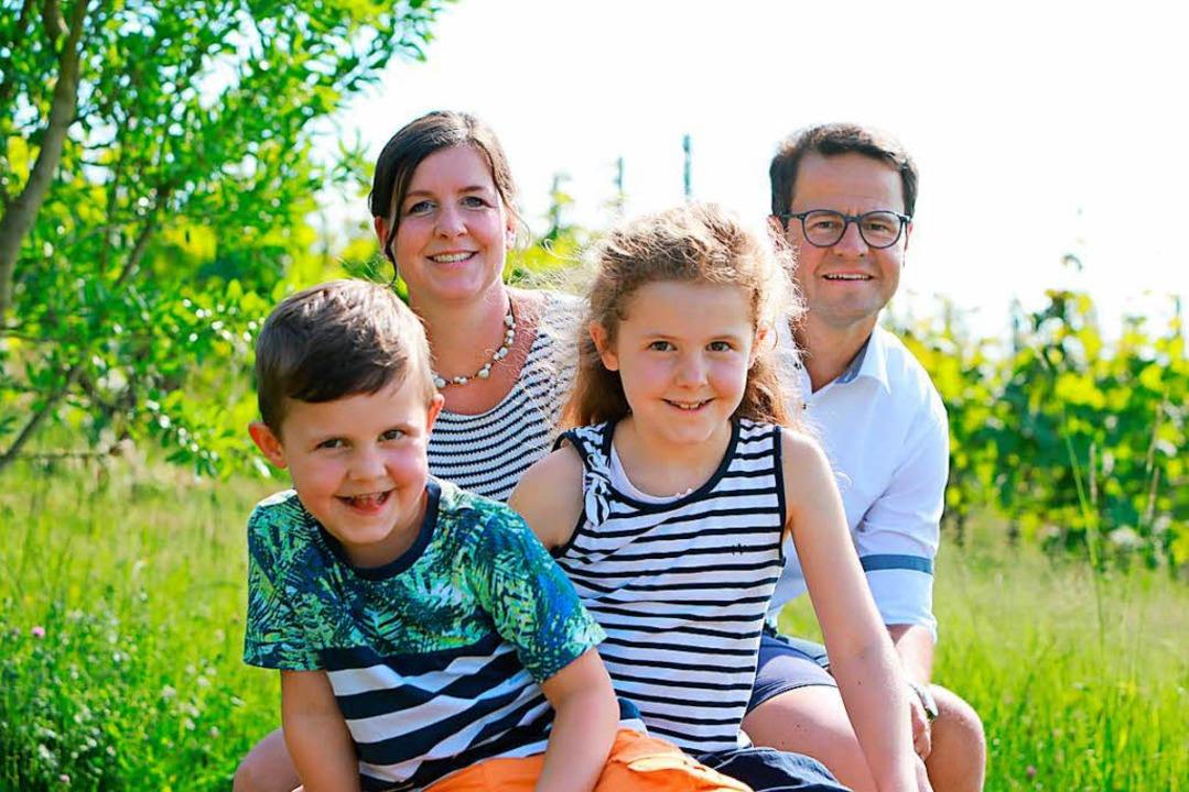 Steffens will auf die Vereinbarkeit von Familie und Beruf achten.  | Foto: privat
