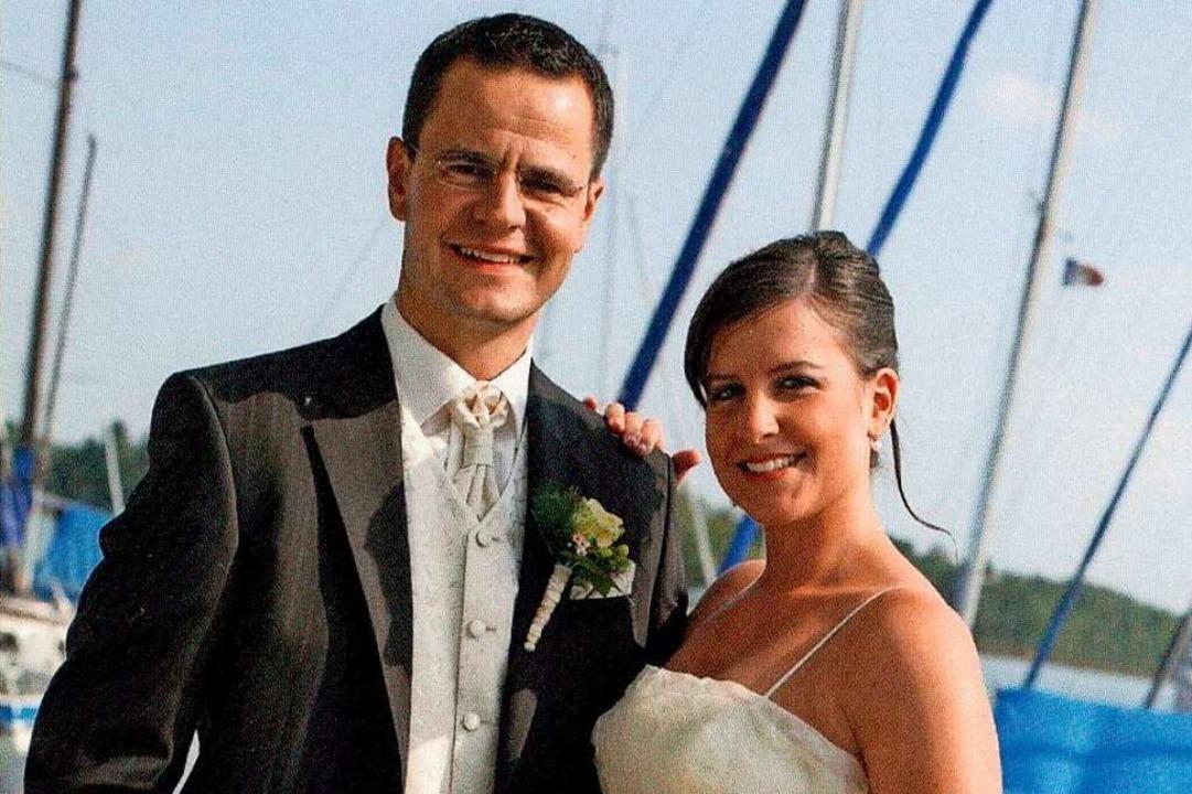Das Hochzeitsfoto entstand im September 2007.  | Foto: privat