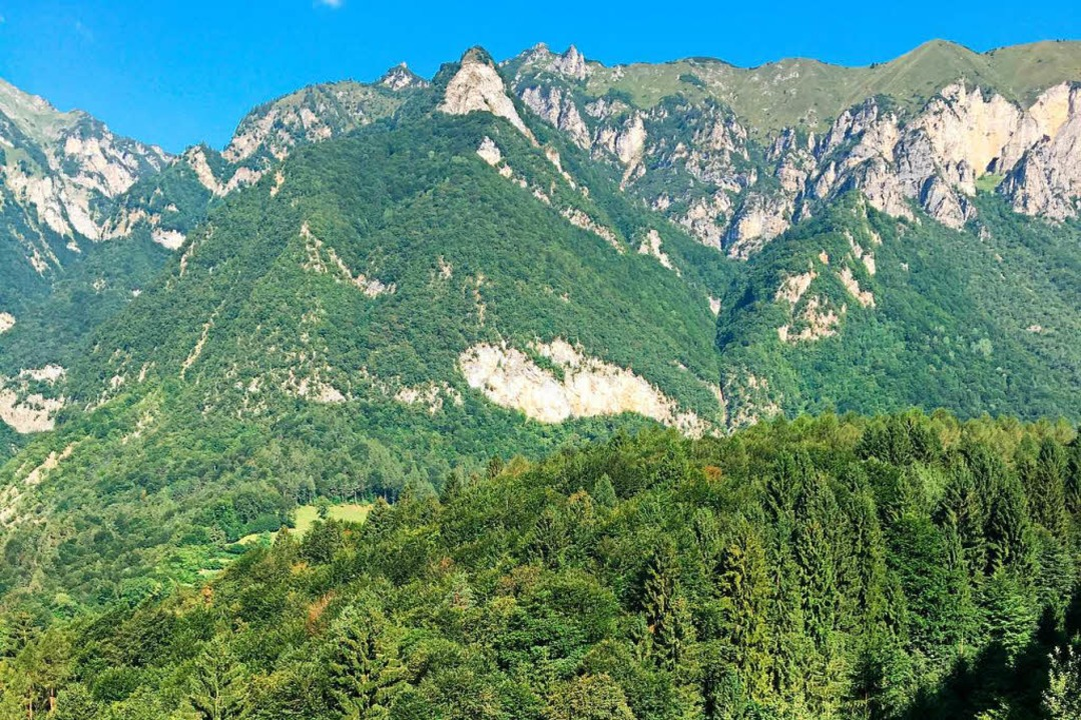 Im Urlaub geht es in die Berge und an die italienische Küste.  | Foto: privat