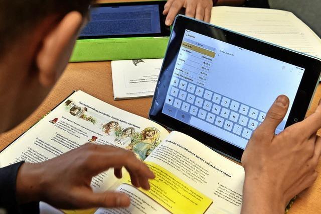 Digitale Technik für die Realschule
