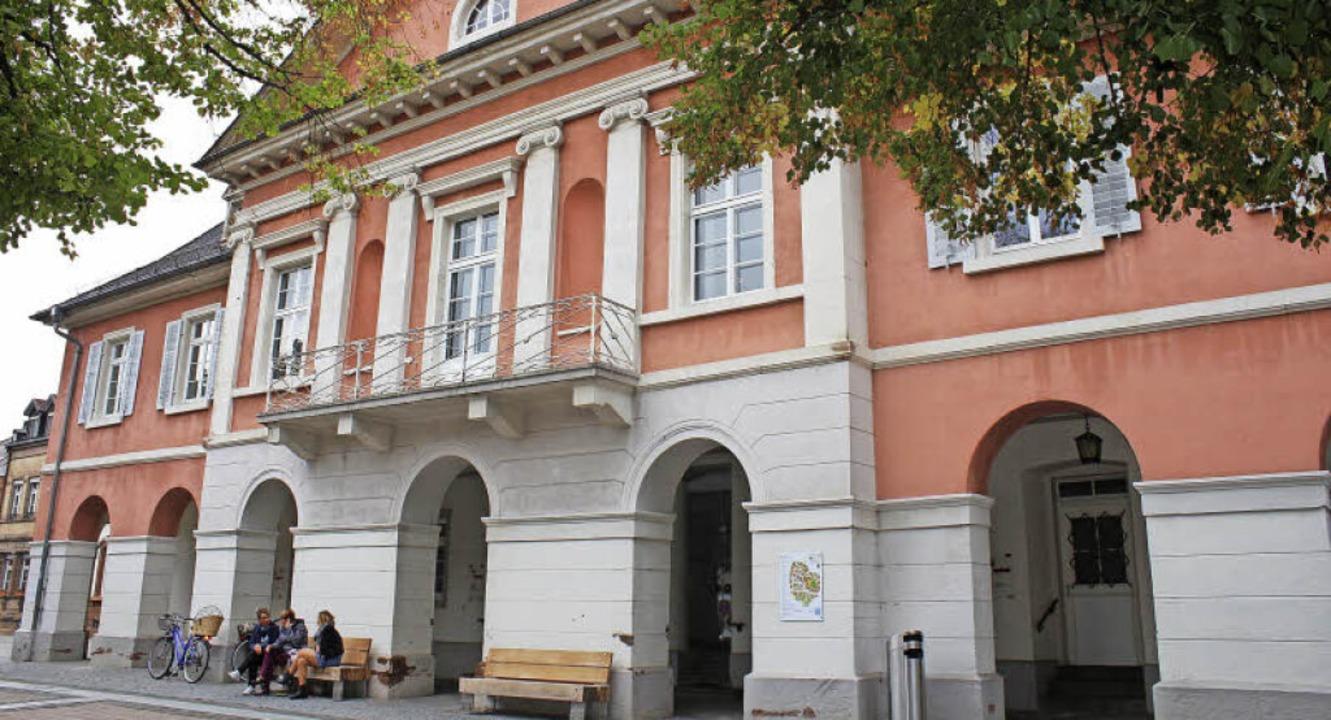 Wer wird Chef im Schopfheimer Rathaus?...: Dirk Harscher und Josef Haberstroh.     Foto: Anja Bertsch