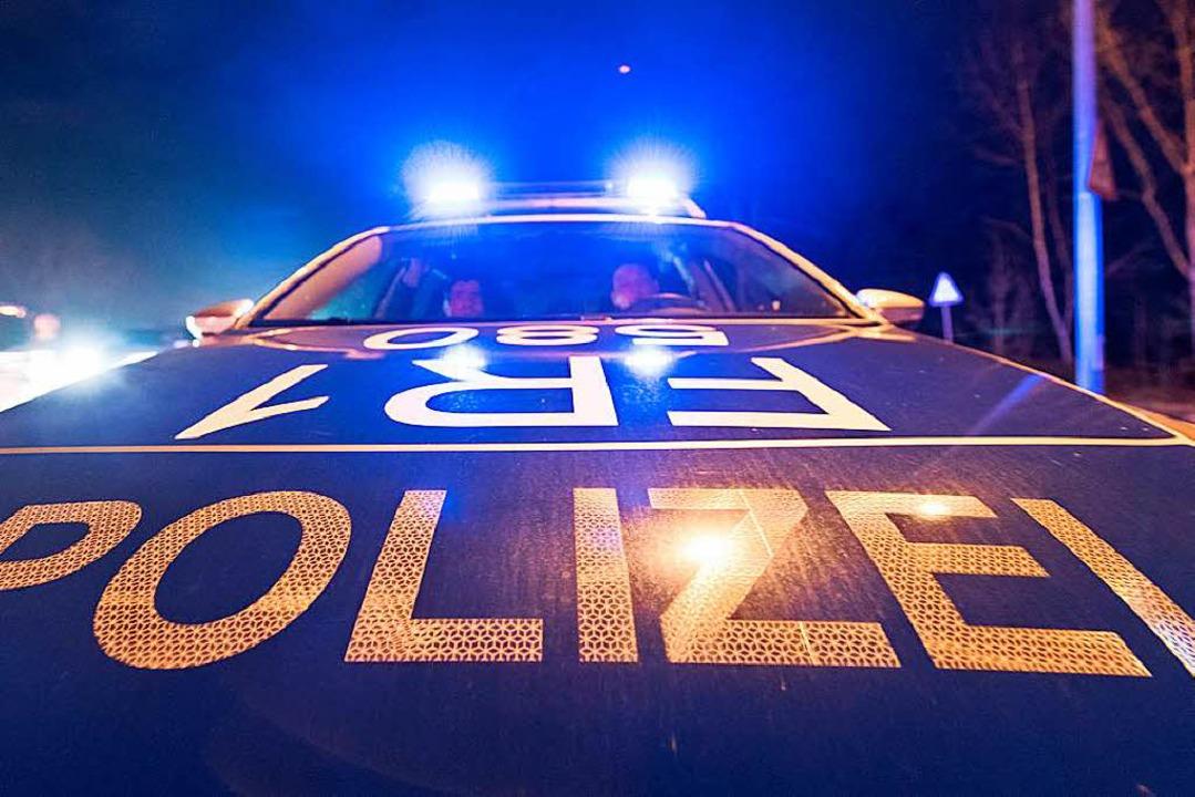 Die Polizei musste am Mittwochabend be... in einer Freiburger Bar einschreiten.  | Foto: Patrick Seeger