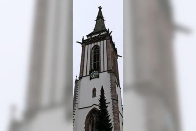 Eine Einladung, zwei Gotteshäuser