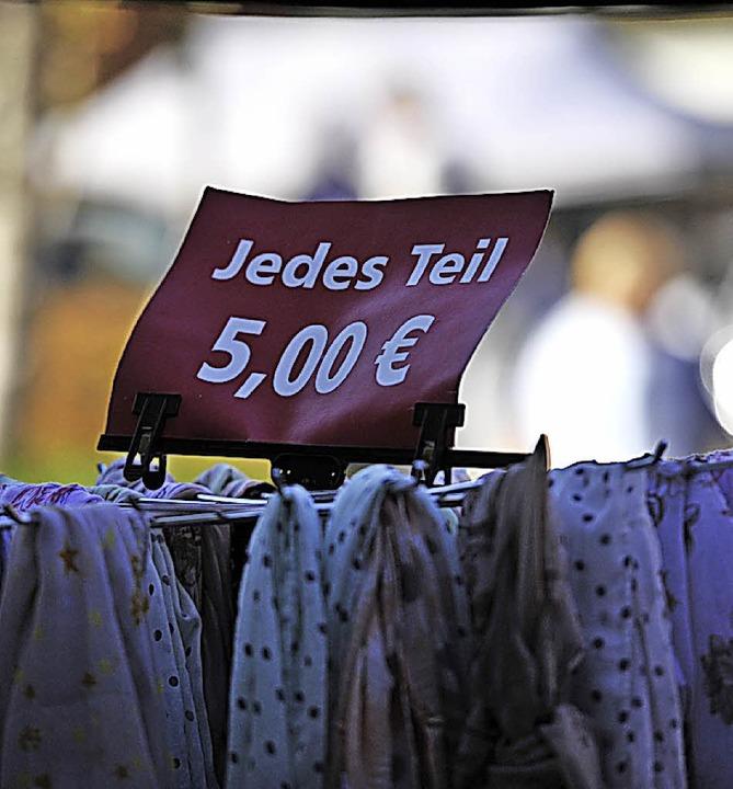 Angebote locken  | Foto: H.-P. Müller