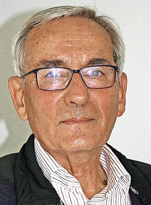 Uwe Gerber   | Foto: Jung