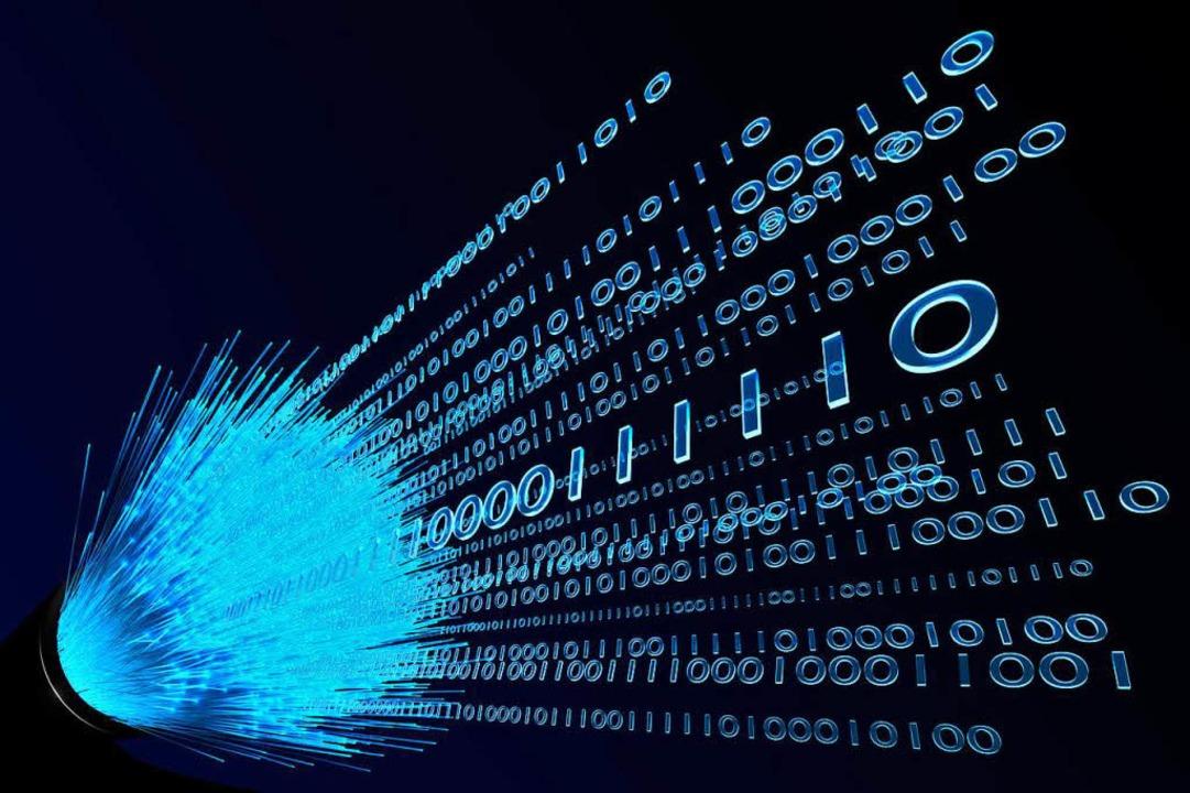 Die Digitalisierung ist in aller Munde (Symbolbild).  | Foto: 3dkombinat - Fotolia