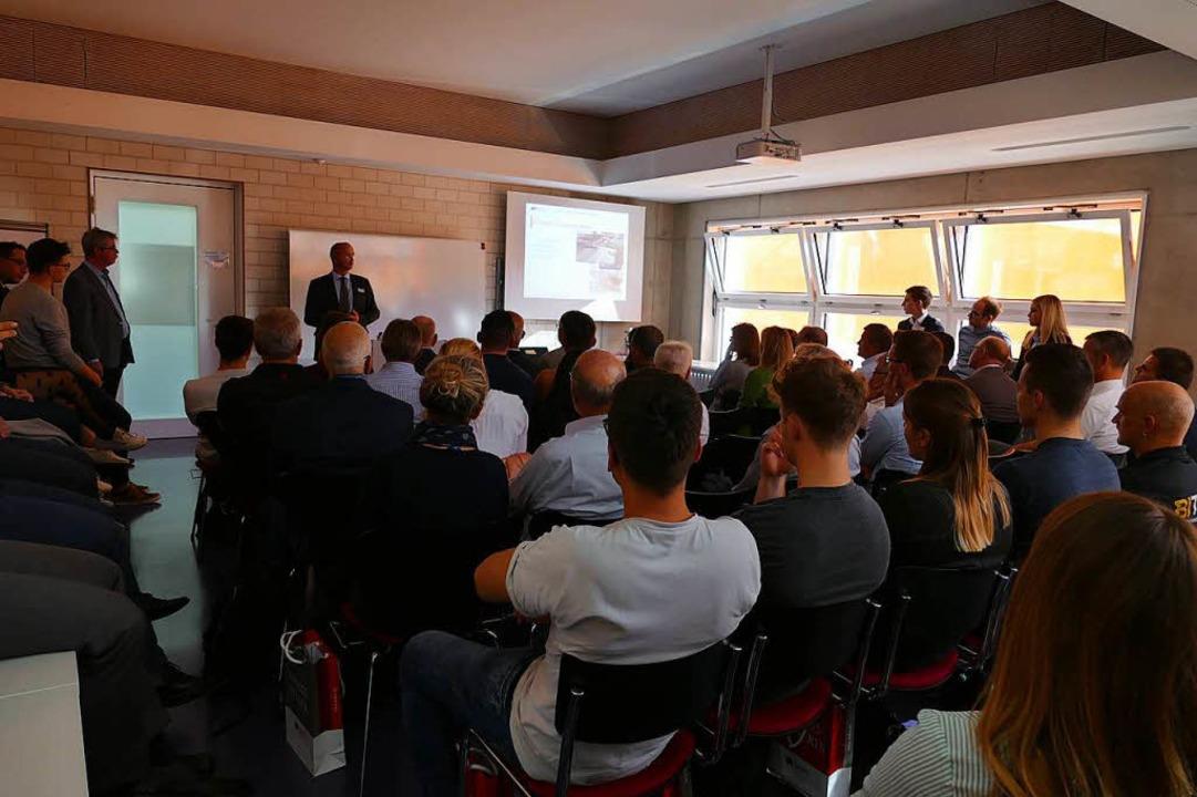 Volles Haus: Die Fachtagung war gut besucht.  | Foto: Maja Tolsdorf