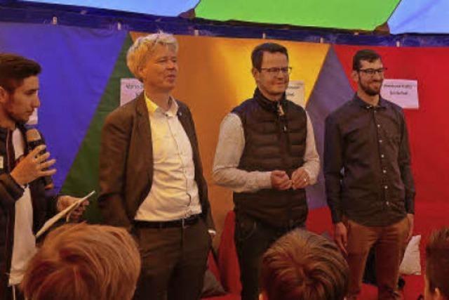 Marco Steffens siegt bei Jugendwahl
