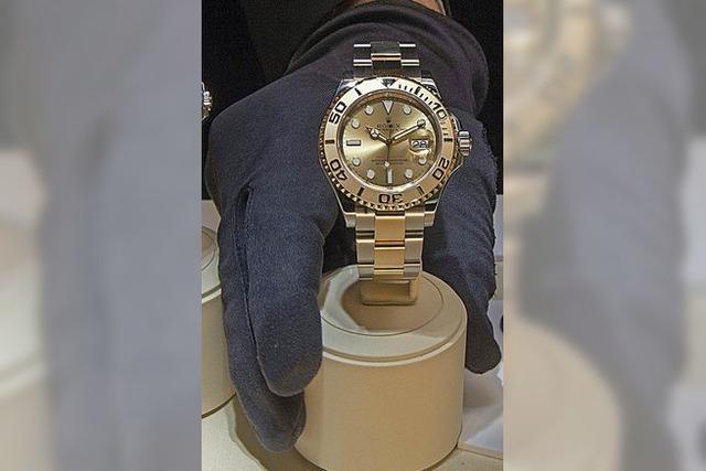 Rolex-Uhren in Gundelfingen geklaut