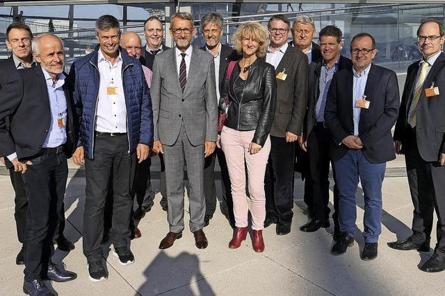 Bürgermeister in Berlin