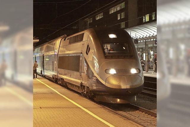 Fahrgäste entscheiden, ob der TGV-Halt bleibt