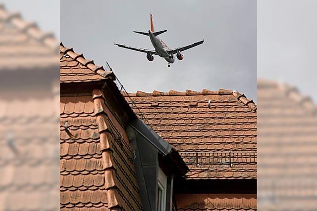 Fluglärm steht im Fokus