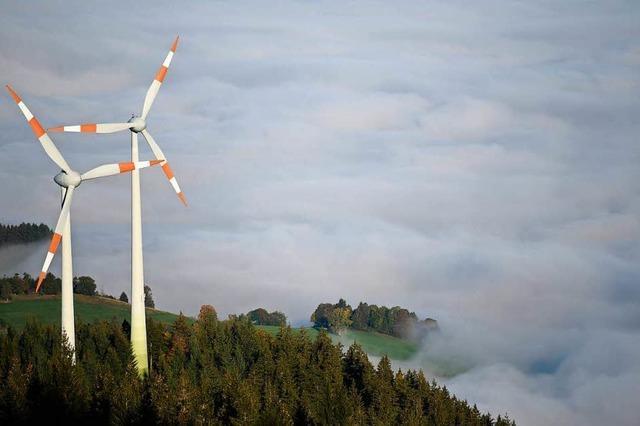 Windkrafterträge im Südwesten sind stark gestiegen
