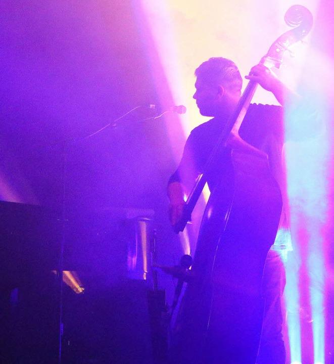 Bassist Nick Blacka  | Foto: Wolfgang Grabherr