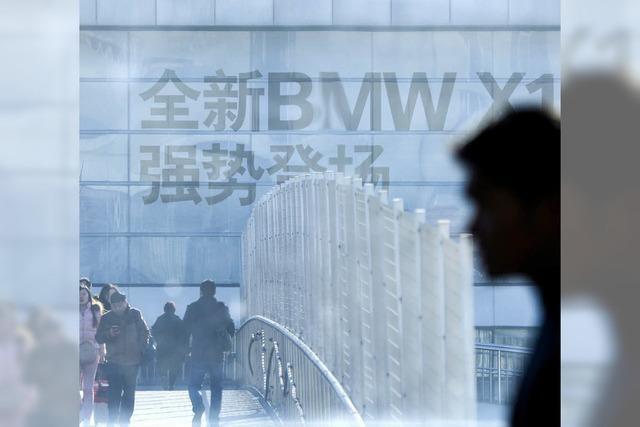 BMW setzt voll auf die chinesische Karte
