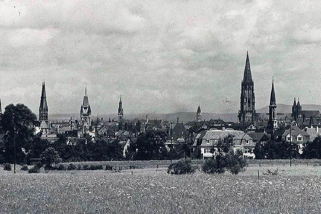 Der Turm des Freiburger Münsters hatte von Anfang an zahlreiche Fans