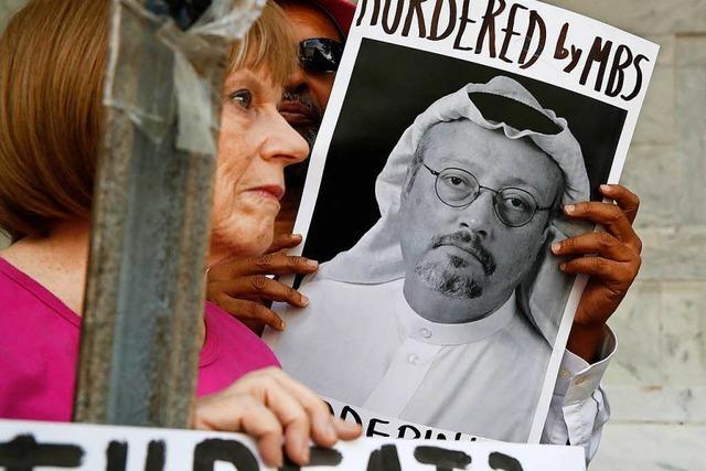 Türkei soll Aufnahmen von Journalistenmord in Konsulat haben